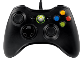 Microsoft Xbox 360 Wired Controller
